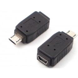 Micro usb to Mini usb adapter