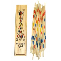 Pick Up Sticks -Mikado Spiel
