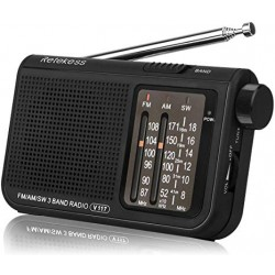 3 Band Radio Retekess