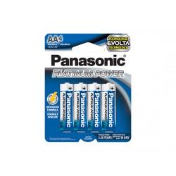 AA X 4 Alkaline Panasonic...