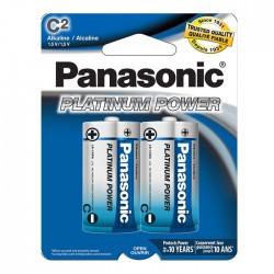 C X 2 Alkaline Panasonic...
