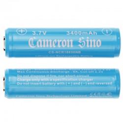 18650 Lithium 3400mah NCR...