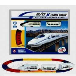 Modern Express Toy Train...