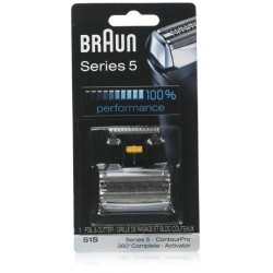 Braun Shaver Replacement...