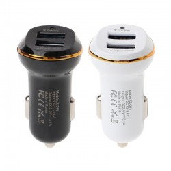 2-Port Fast Charger for Car