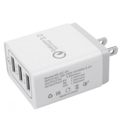 3 Port Charger AC to USB